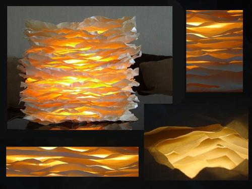 Des Luminaires Pour Femme2decotv Les Ateliers De Mireiales Ateliers De Mireia Diy Tutoriels