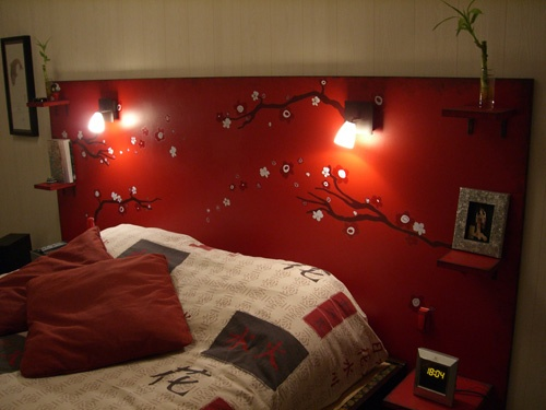 mes tableaux pinterest t tes de lit les ateliers de mireiales ateliers de mireia diy. Black Bedroom Furniture Sets. Home Design Ideas
