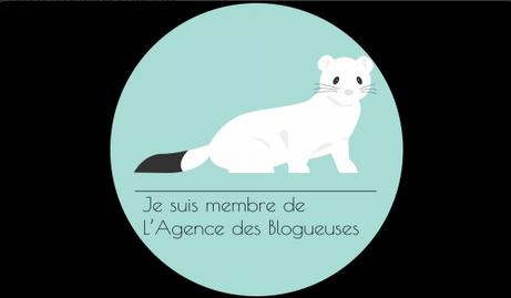 Je suis membre de l'Agence des Blogueuses