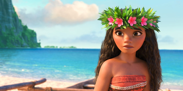 Test soin cheveux Allinone Gouiran Vaiana © Disney