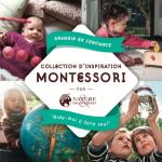 Catalogue Montessori Nature et découvertes