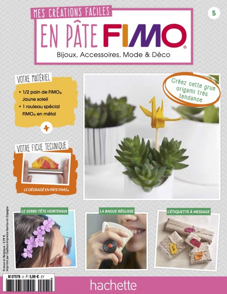 Couverture Collection Fimo n°5