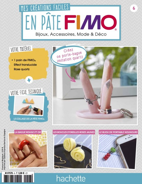 Couverture Collection Fimo n°6