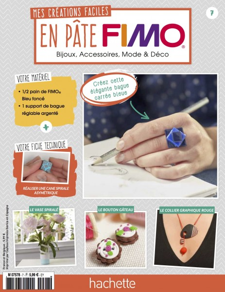 Couverture Collection Fimo n°7
