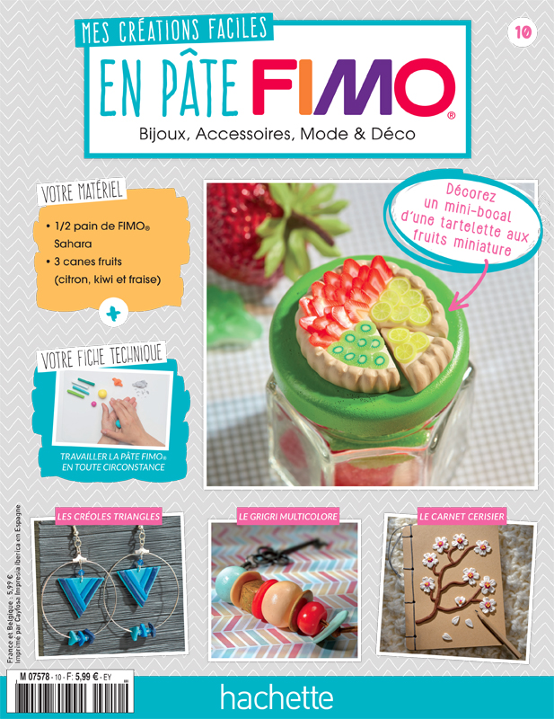 Collection Fimo n°10