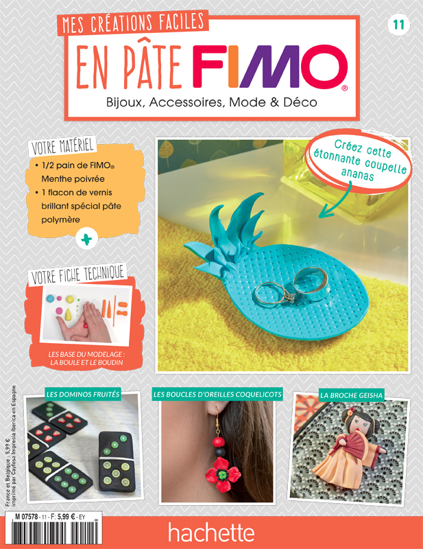 Collection Fimo n°11