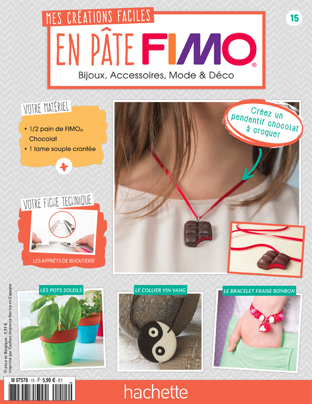 Collection Fimo n°15
