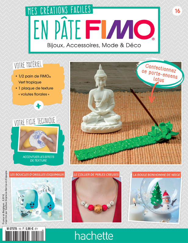 Collection Fimo n°16