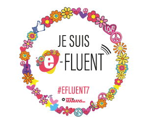 Je fais partie des blogueuses sélectionnées pour l'évènement Efluent été 2018