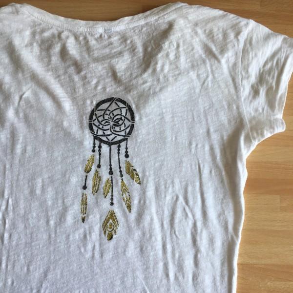 Mon tshirt hippie chic
