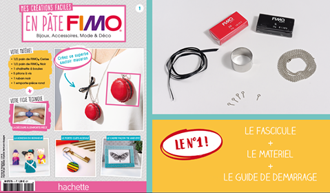 Collection fimo n°1