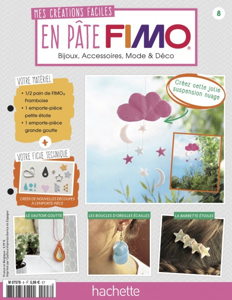 Couverture Collection Fimo n°8