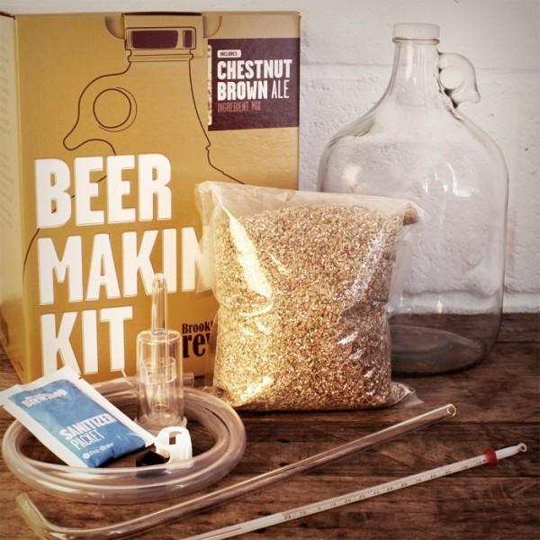 idée cadeau Noël Cadeauxfolies kit brassage bière