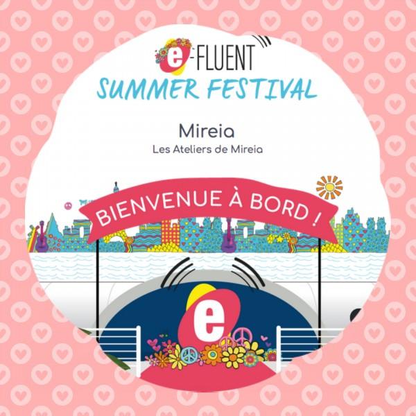 invitation Efluent7 summer festival